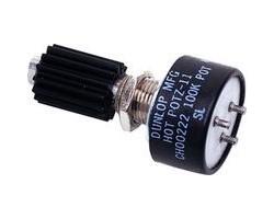 Потенциометр DUNLOP ECB24B Hot Potzll для CGB-100-535,JH-1,JH-1FW