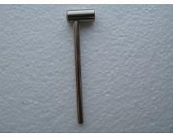 Ключ шестигранный WRE8.0 8 мм накидной GIBSON
