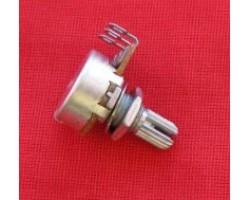 Потенциометр PARTS H19 A250кОм tone лин.
