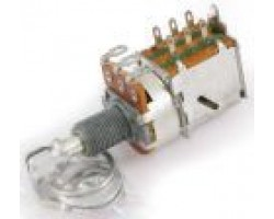 Потенциометр PARTSLAND VLP1-A250K 250КОм push-pull