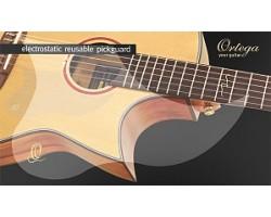 Накладка на деку ORTEGA OERP д/ак.гитары прозрачная