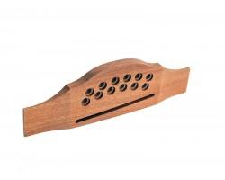 Струнодержатель MILENA MUSIC ML-CDA-12S для 12-стр.акустической гитары