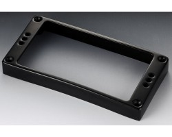 Рамка для звукоснимателя SCHALLER 17020414 изогнутая высокая, металл, 12,2мм