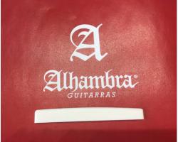 Порожек ALHAMBRA 9.658 нижний для классической гитары, кость