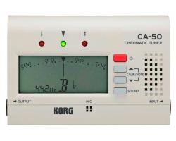 Тюнер KORG CA50 хроматический