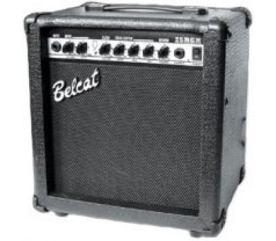 Комбо BELCAT 25RG гитарный 25W
