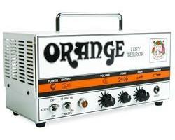 Усилитель ORANGE TT15H гитарный ламповый Tiny Terror 15W