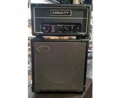 Стэк HIWATT T10HD + Celestion Tube30 гитарный