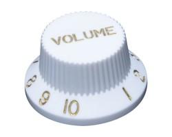 Ручка KW240V Strat Style Volume, цвет белый, метрический размер