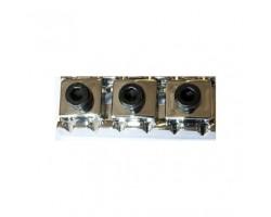 Топлок MAXTONE NUT-FR/C хром 43мм крепление саморезами