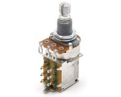 Потенциометр PARTSLAND VLP1-B250K 250КОм push-pull