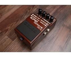 Педаль BOSS OС3 гитарная, super octave эффект(комиссионный товар)