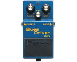 Педаль BOSS BD2 гитарная блюз драйвер эффект