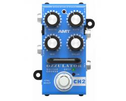 Педаль AMT Electronics CH2 Ozzulator, эффект хорус