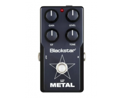 """Педаль BLACKSTAR LT-METAL гитарная, эффект дистошн """"металл"""""""