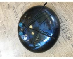 Перкуссионный инструмент глюкофон B minor 30 см 10 лепестков