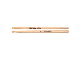 Палочки барабанные ROHEMA Extreme 5BX орех, с деревянным наконечником