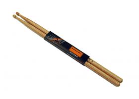 Палочки барабанные ROHEMA Hornwood 5A с деревянным наконечником