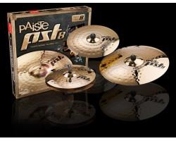 "Тарелки набор PAISTE Reflector Rock Set PST8 (14/16/20"")"