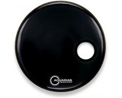 """Пластик 24"""" AQUARIAN RSM24BK для бас-барабана передний"""