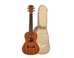 Укулеле (гавайская гитара) FLIGHT NUC310 концерт, с чехлом