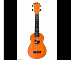 Укулеле (гавайская гитара) FLIGHT TUS35 OR Travel сопрано