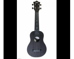 Укулеле (гавайская гитара) FLIGHT TUS35 BK Travel сопрано