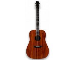 Гитара ENYA ED-X1+ акустическая (в комплекте: чехол, ремень, тюнер, каподастр)