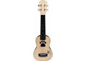 Укулеле (гавайская гитара) FLIGHT Terris Plus Cat сопрано