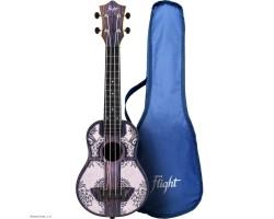 Укулеле (гавайская гитара) FLIGHT TUS40  MW Travel сопрано
