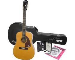 Гитара EPIPHON FT112 Roy Orbison акустическая 12-струнная