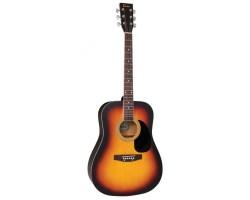 Гитара ENCORE EW100SB акустическая