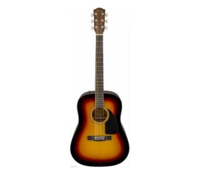 Гитара FENDER CD60 Dread V3 DS Sunburst акустическая