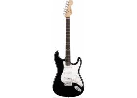 Гитара эл.FENDER SQ MM Stratocaster Hard Tail Black