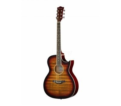 Гитара CARAYA F531TBS акустическая