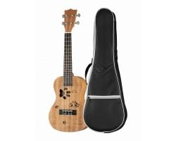 Укулеле (гавайская гитара) CARAYA UK23-1P концерт