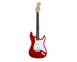 Гитара эл.FENDER SQ MM Stratocaster Hard Tail Red