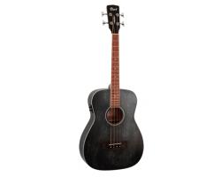 Бас-гитара CORT AB590MF-BOP электроакустическая, цвет черный
