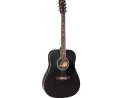 Гитара ENCORE EW100BK акустическая