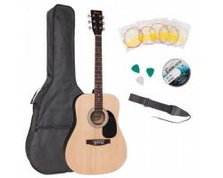 Гитара ENCORE EWP100N акустическая c чехлом