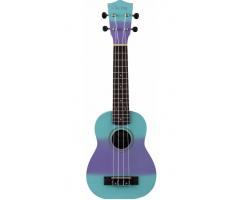 Укулеле (гавайская гитара) VESTON KUS15RBL сопрано