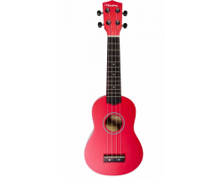 Укулеле (гавайская гитара) VESTON KUS15RD сопрано