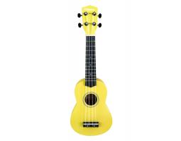 Укулеле (гавайская гитара) VESTON KUS15YW сопрано