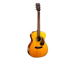 Гитара CORT L300VF-NAT электро-акустическая, цвет натуральный