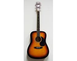 Гитара HOMAGE LF4110T-SB акустическая, цвет санберст