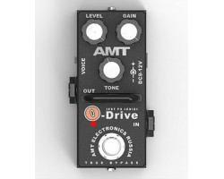 Педаль AMT Electronics OD2 O-Drive Mini (Orange)