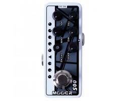 Предусилитель гитарный MOOER Fifty-Fifty 3 EVH 5150 двухканальный