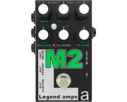 Педаль AMT Electronics M2 Legend amps Guitar preamp