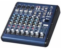 Пульт микшерный HL Audio SMR8 4моно и 2стерео DSP