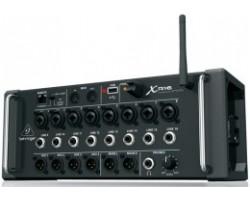 Пульт микшерный BEHRINGER XR-16 цифровой рэковый 16 каналов